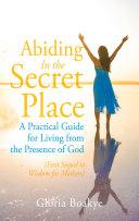 Abiding in the Secret Place Pdf/ePub eBook