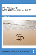 Tax Havens and International Human Rights Book