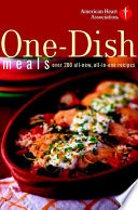 American Heart Association One dish Meals