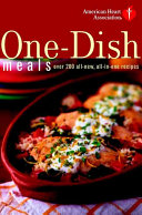 American Heart Association One dish Meals Book PDF