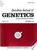 Revista brasileira de genética