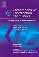 Comprehensive Coordination Chemistry II