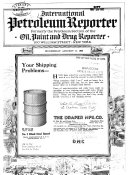 International Petroleum Reporter  Formerly the Petroleum Section of the Oil  Paint and Drug Reporter