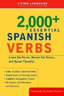 2 000 Plus Essential Spanish Verbs