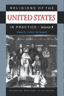 Religions of the United States in Practice
