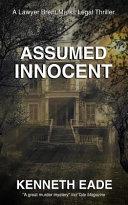Assumed Innocent Book