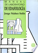 Manual de Laboratorio de Edafología