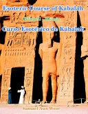 Esoteric Course of Kabalah  Bilingual