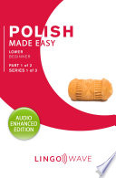 Polish Made Easy   Lower beginner   Part 1 of 2   Series 1 of 3