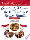 The Billionaires  Brides Bundle Book