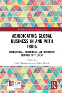 Pdf Adjudicating Global Business in and with India
