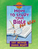 Pdf How to Study Your Bible for Kids Telecharger