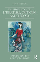 Pdf An Introduction to Literature, Criticism and Theory