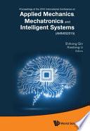 Applied Mechanics  Mechatronics and Intelligent Systems