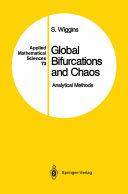 Pdf Global Bifurcations and Chaos Telecharger