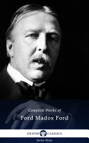 Pdf Delphi Complete Works of Ford Madox Ford (Illustrated) Telecharger