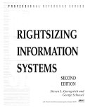 Rightsizing Information Systems Book PDF