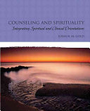 Counseling and Spirituality