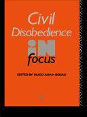 Civil Disobedience in Focus Pdf/ePub eBook