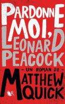 Pardonne-moi, Leonard Peacock ebook