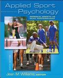 Applied Sport Psychology