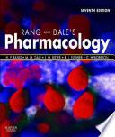 """Rang & Dale's Pharmacology"" by Humphrey P. Rang, Maureen M. Dale, James M. Ritter, Rod J. Flower, Graeme Henderson"