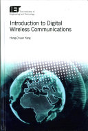 Introduction to Digital Wireless Communications Book