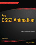 Pro CSS3 Animation [Pdf/ePub] eBook