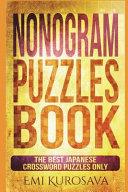 Nonogram Puzzles Book