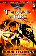 The Throne of Fire  The Graphic Novel