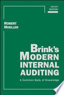 Brink s Modern Internal Auditing