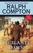 Ralph Compton Vigilante Dawn Pdf/ePub eBook