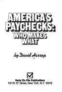 America s Paychecks