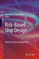 Pdf Risk-Based Ship Design Telecharger
