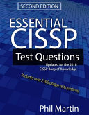 Essential Cissp Test Questions