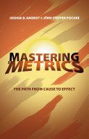 Pdf Mastering 'Metrics