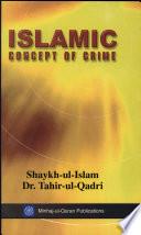 Islamic Concept Of Crime