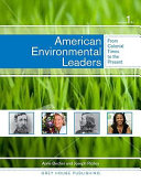 American Environmental Leaders  A L