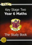 KS2 Maths Study Book - Year 6