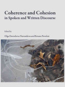 Coherence and Cohesion in Spoken and Written Discourse