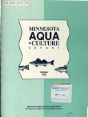 Minnesota Aquaculture