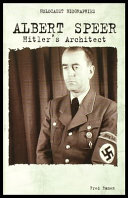 Albert Speer: Hitler's Architect