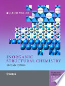 Inorganic Structural Chemistry Book PDF