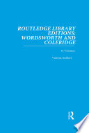 Routledge Library Editions  Wordsworth and Coleridge
