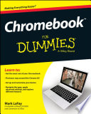 """Chromebook For Dummies"" by Mark LaFay"