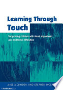 Learning Through Touch Book PDF