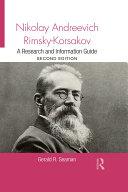 Nikolay Andreevich Rimsky-Korsakov [Pdf/ePub] eBook