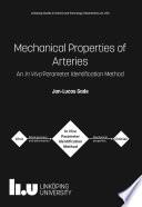 Mechanical Properties of Arteries