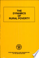 The Dynamics of Rural Poverty
