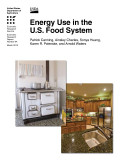 Energy Use in the U S  Food System
